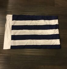 """Ralph Lauren Home Pillowcases X 4 Blue White Stripe Gently Used 20"""" X 30"""""""