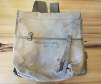 WW2 WWII U.S. US M2 Ammunition Bag,Army,Munitions,Pouch,Military,Backpack,Canvas