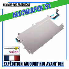 PLAQUE METAL ECRAN LCD IPHONE 6 ET IPHONE 6 PLUS + NAPPE HOME ORIGINAL