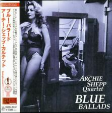 ARCHIE SHEPP QUARTET-BLUE BALLADS-JAPAN MINI LP CD C75
