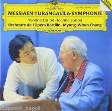 Messiaen: Turangalila Symphonie / myung-Whun Chung CD Deutsche Grammophon