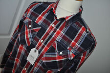 Collared Fitted NEXT Casual Shirts & Tops for Men