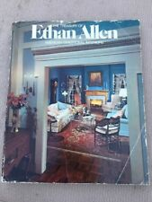 Ethan Allen 1976 American Traditional Furniture Interior Design Catalog