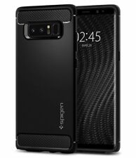 Funda Galaxy Note 8, Spigen® Rugged Armor Absorción de choque resistente NEW