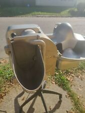 Hobart Buffalo Commercial Chopper 84181D - With Hub And Pelican Head Available.