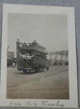 VINTAGE PHOTO ALBUM ROCHESTER N.Y. 1917-1918