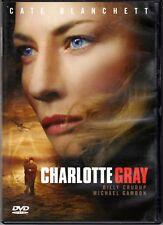 CHARLOTTE GRAY AVEC CATE BLANCHETT