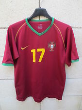 Maillot PORTUGAL Nike CR7 RONALDO n°17 camiseta jersey shirt football 13 15 ans