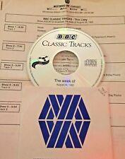 RADIO SHOW: BBC CLASSIC TRACKS w/RICHARD SKINNER 8/24/92 THIN LIZZY, 5 LIVE CUTS