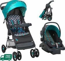 Baby Stroller With Car Seat Infant Travel Kid Secutity Baby Combo Set Adjust