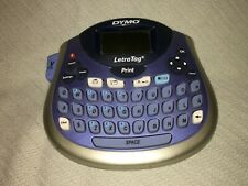 Dymo LetraTag Plus LT100-T 1733011 Portable TableTop Design Personal Label Maker