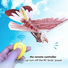 Flying Birds Simulation Eagle Parrot Kids Children Remote Control Bird Toys