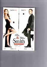 DVD - Mr. & Mrs. Smith - Soundtrack Edition (Brad Pitt, Angelina Jolie) / #2040