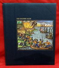The The Spanish Main, Peter Wood, 1979, 1st Printing, Seafarer Series