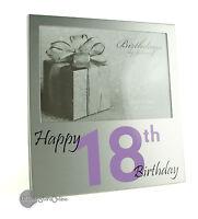 Happy 18th Birthday Photo Frame Gift FA54018