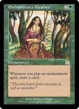 ENCHANTRESS'S PRESENCE Onslaught MTG Green Enchantment RARE