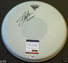SLASH Signed Drum Head 2012 Auto Guns N' Roses PSA/DNA Certified Autograph GNR