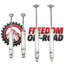 "Freedom Off-Road Lift Extended Nitro Shocks 2-4"" For 1988-1998 Silverado Sierra"