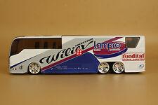 1/50 2btoys IPCT Tour De France Wilier Diecast Model Bus