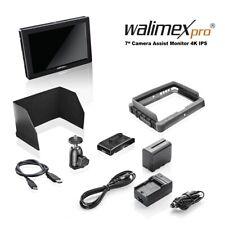 "Walimex pro 7"" Camera Assist Monitor 4K IPS Set"