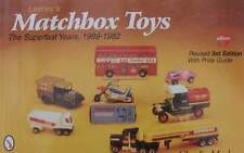 BOEK/PRICE GUIDE/ARGUS/BUCH : LESNEY'S MATCHBOX THE SUPERFAST YEARS