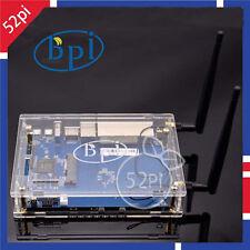 Banana Pi R1 Wireless smart Router+BPI R1 Acrylic Case Enclosure + 2*5dB Antenna