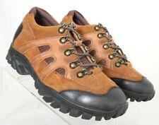 """Calden Brown 2.75"""" Elevator Hidden Heel Hiking Boot Sneakers Mens 260mm (US 8.5)"""