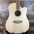 Cole Clark Fat Lady 1 Ac/Elec Bunya/Queensland Maple Brand New Free Ship, 265 for sale