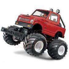 Tamiya 1:10 Suzuki Jimny SJ30 Wheelie Body Parts WR-02 EP 2WD RC Cars #51495