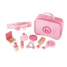 NEW Hape Beauty Belongings Wooden 11pc Playset - Pretend Play Beauty Make-up Set