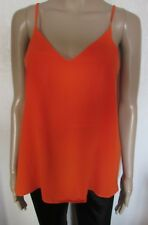 SIZE 8 HOT CORAL TOP RIVER ISLAND