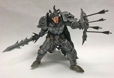Dc Direct World Of Warcraft Archilon Shadowheart Human Warrior Action Fig Loose