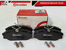 FOR RENAULT CLIO SPORT 172 182 LAGUNA SAFRANE FRONT BREMBO BRAKE PADS BRAND NEW