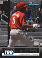 2011 Bowman Topps 100 Baseball Cards 1-100 - You Pick - Buy 10+ cards FREE SHIP