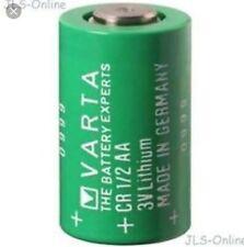 10 X VARTA 1/2 AA 3v Lithium Battery New UK seller
