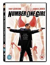 The Number One Girl (DVD) (2008-01-14) Vinnie Jones