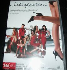 Satisfaction Season Two 2 OZ TV Series (Australia Region 4) DVD – New