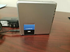 LinkSys Compact Wireless-G Broadband Router WRT54GC WITH POWER SUPPLY