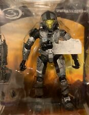 HALO 3 Spartan Soldier (CQB) Figure Series 1 New and Sealed 2008