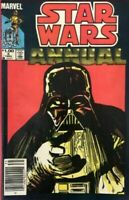 Star Wars Annual 3 Newsstand Edition Darth Vader Cover Jo Duffy Klaus Janson 83