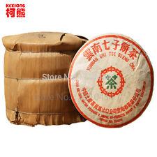 Palace Ripe Puer Tea Brick 80g Gold Bud Yunnan Bulang Mountain Puerh Tea Organic