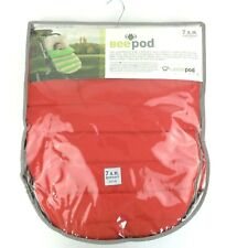 7AM Enfant Baby Shield Extendable Bunting Bag Adaptable for Strollers Red 18M-3T