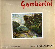 GAMBARINI - Santucci Luigi, Giuseppe Gambarini