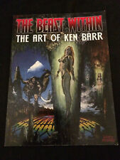 THE BEAST WITHIN: THE ART OF KEN BARR Trade Paperback