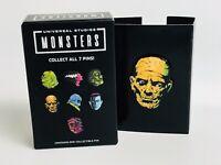 Universal Studios Monsters MUMMY Blind Box Pin for HALLOWEEN