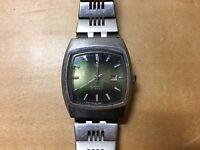 Used - Vintage Watch ORIENT Reloj Sra  Automatic 21 Jewels - Steel Acero - Usado