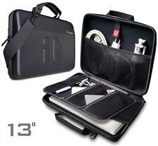 Apple MacBook Pro 13-Inch Retina Sleeve Shoulder Laptop Hard Cover Case Black