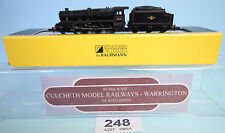 GRAHAM FARISH 'N' 372-137 BR LINED BLACK BLACK 5 STEAM LOCO BOXED *DCC FITTED*