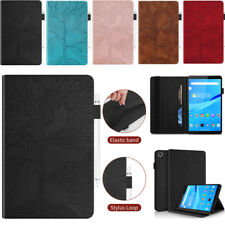 "For Lenovo Tab M8 M10 E10 8 10.1"" Tablet Flip Leather Card Slot Stand Case Cover"