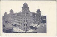 Grand Central Depot Station Manhattan New York City Postcard.